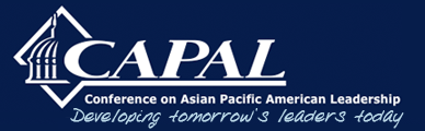 The Conference on Asian Pacific American Leadership Logo